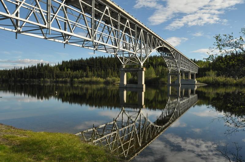 Teslin River Bridge