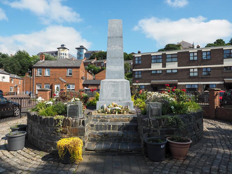 Bloody Sunday memorial, Derry