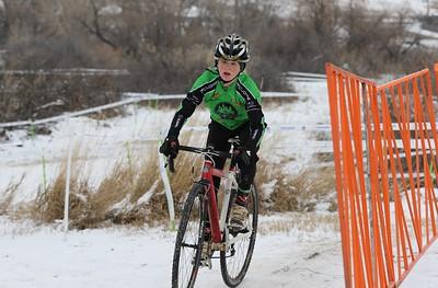 Parker Cross - Junior Races