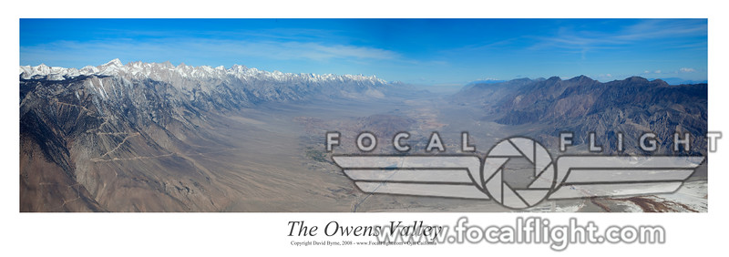 Owens Valley Poster