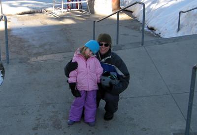 Kimber Ski Lessons