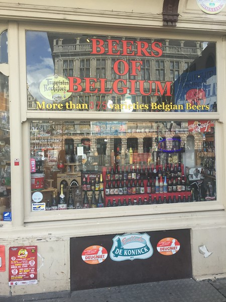 Beers of Belgium - Bridget St. Clair