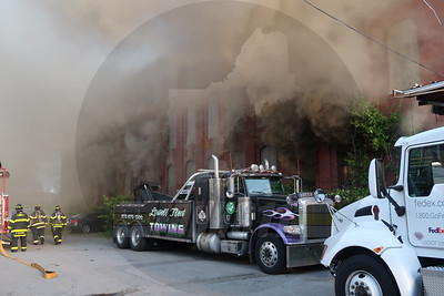 2+ Alarm Mill Fire - Tanner St, Lowell, MA - 6/14/19