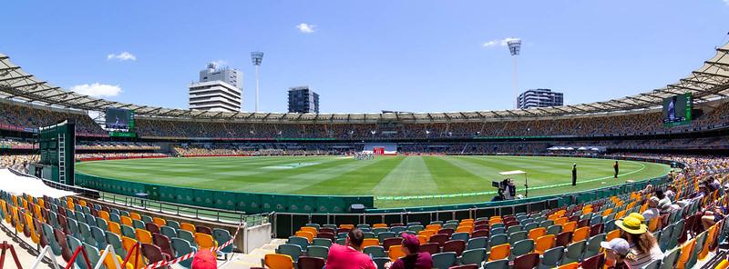2019_11_24 - Brisbane Test Day 4