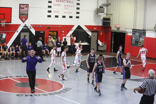 2020-11-13 Calvary Boys Basketball Game 2nd half