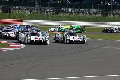 FIA WEC Silverstone May 2015