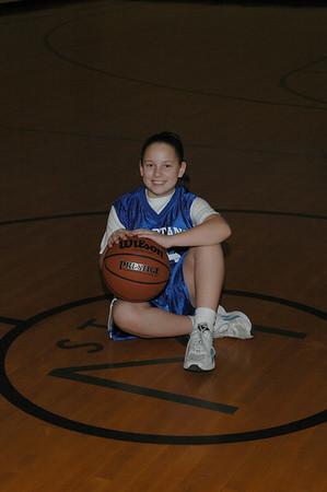 Olivia Basketball