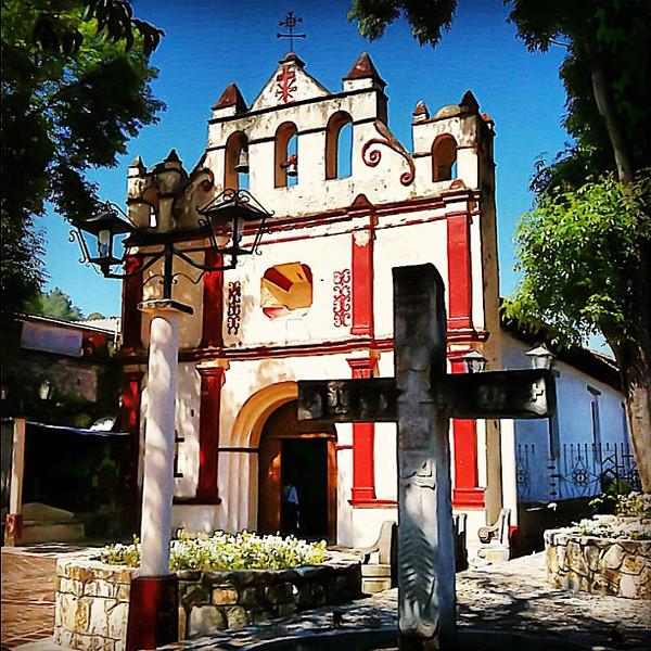 Templo del Calvario, San Cristobal #Chiapas #Mexico