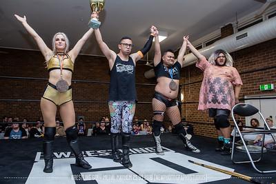 Wrestling Go! Medal Mayhem 25.05.2019
