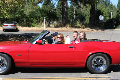 2011 Homecoming Parade