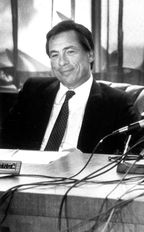 . Donald Sterling in 1982.   (Los Angeles Daily News file photo)