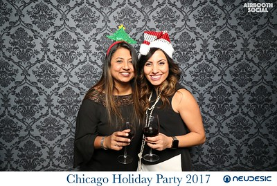Chicago Holiday Party 2017