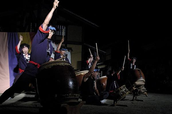 Arashiyama taiko 嵐山太鼓