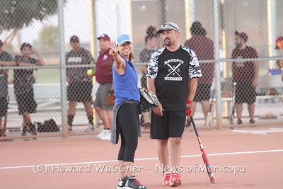 American Legion vs Maricopa Softball 7-13-2017