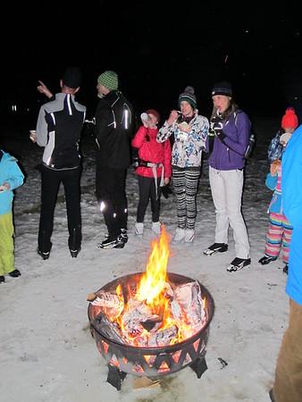 Nordic Bonfire Dinner