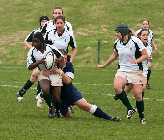 Dartmouth Women't Rugby vs. Middlebury