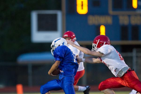Rockdale v Salado 8th Grade Football