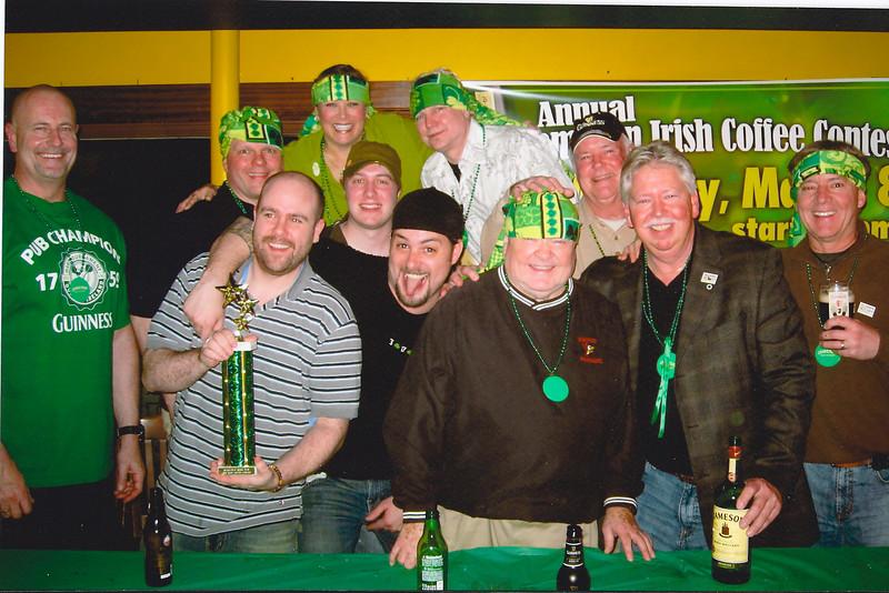 Irish coffee judges 2010.jpg