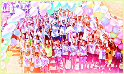 Hosa Color Run 2016