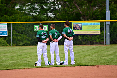 Smithville Baseball - District Championship 2015