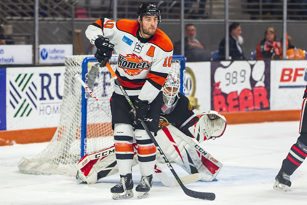 4/3/19 Komets vs. Fuel