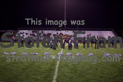 2014-09-05 Kolleens Halftime JFK Football Varsity vs Cooper