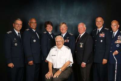 2015 National Conference Current and Previous National Commanders
