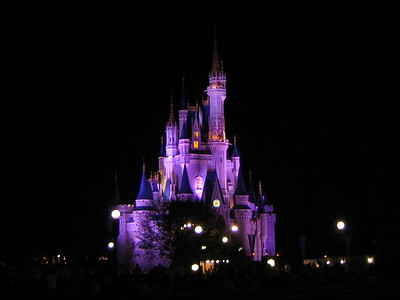 2005 Walt Disney World January