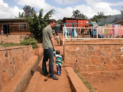 Gisimba:  Volunteers