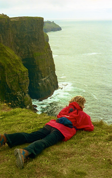 ÈIRE - Cliffs of Moher