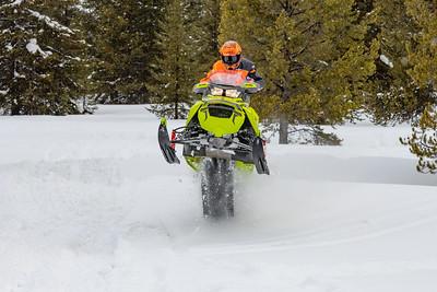 2020 Ski-doo Renegade X 850 E-TEC
