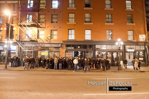Brooklyn Alexander Night Club Saturdays X Hush Magazine 91 Powell Street Gastown Downtown Vancouver Bc Canada Highlights (2_8_14)