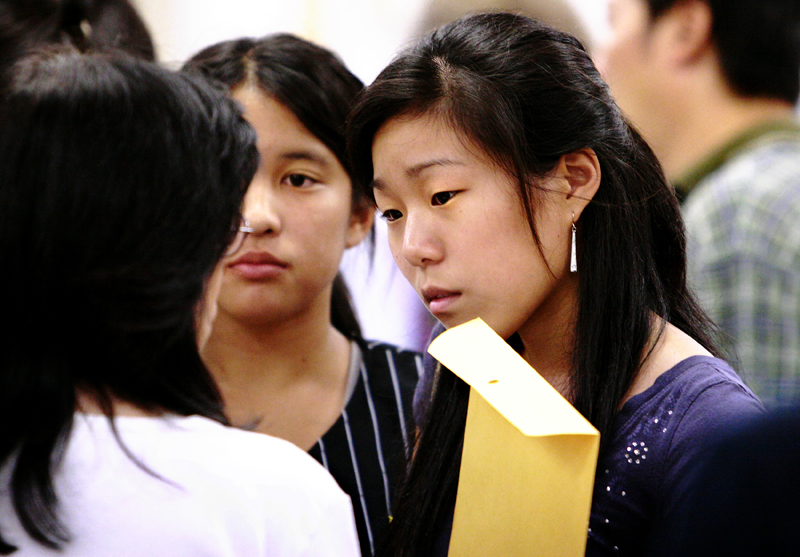 WHS College Fair - 9/2008