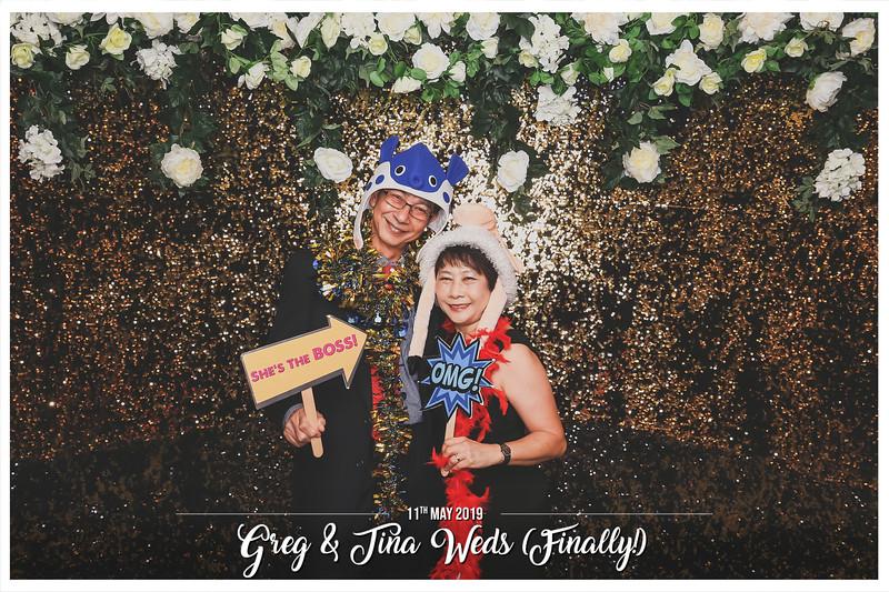 Wedding of Gregory & Christina | © www.SRSLYPhotobooth.sg