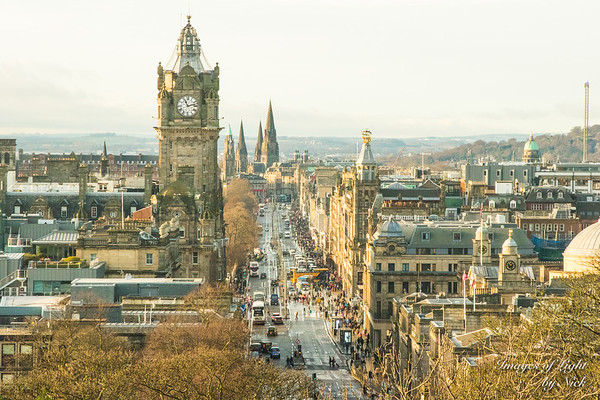 Trip to Edinburgh