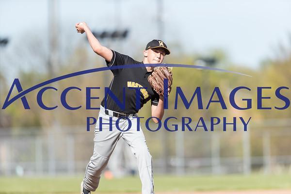 7th Grade Baseball vs. Jones MS 4/26/21