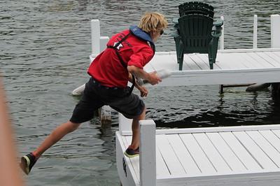 Lake Geneva Mailboat Jumper