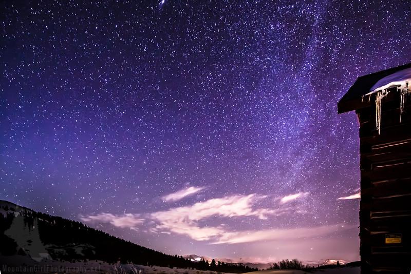 Tenmile Milky Way