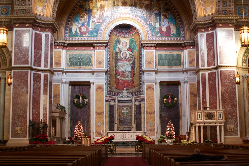 Cathedral of St. Matthew The Apostle, Washington, DC January 2011
