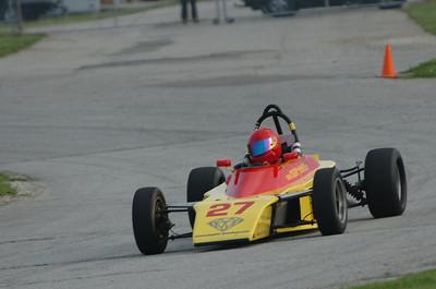 Saturday Group 1 Quals - 2007 Spring Sprints