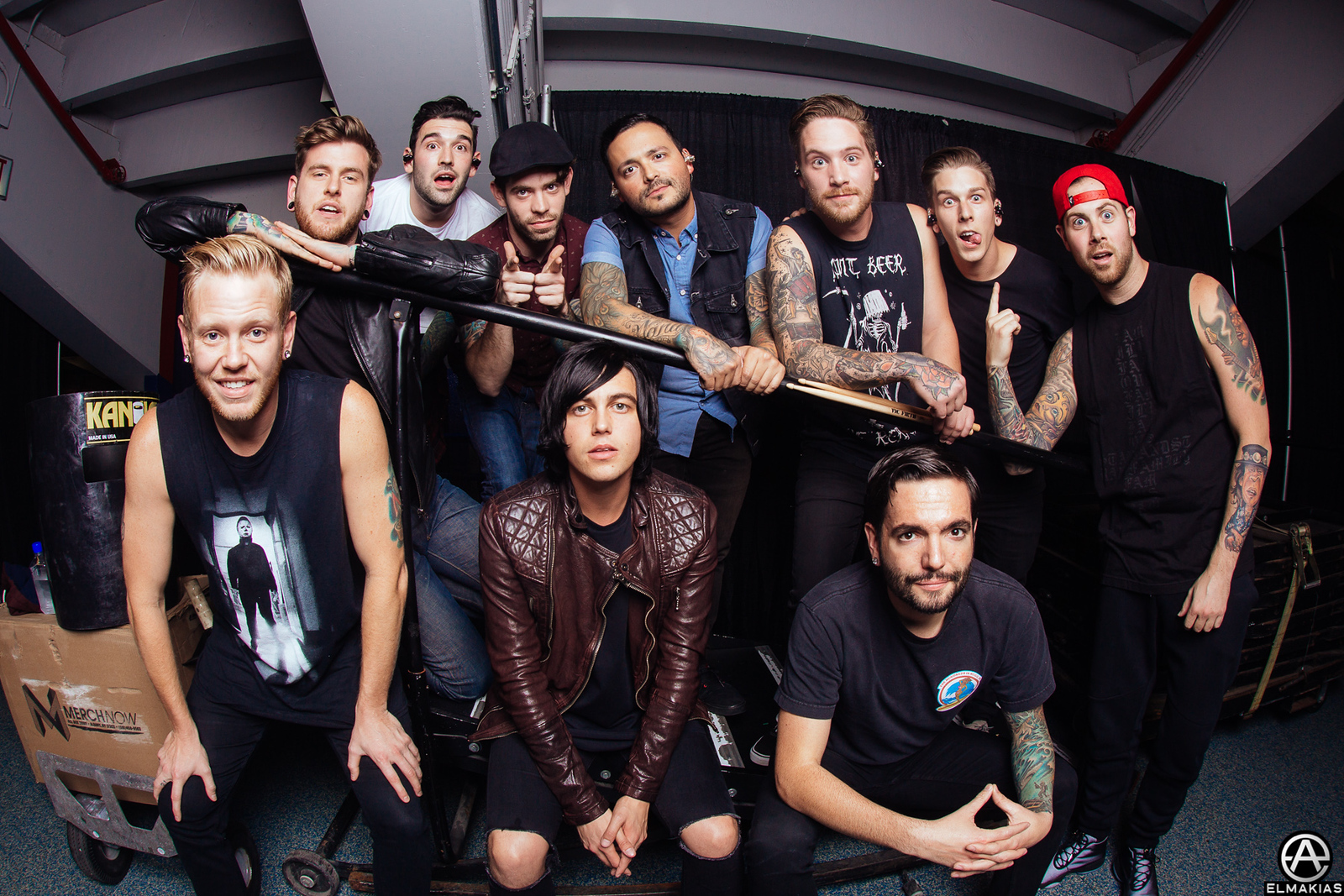 Sleeping with Sirens and A Day To Remember - Parks and Devastation Tour by Adam Elmakias