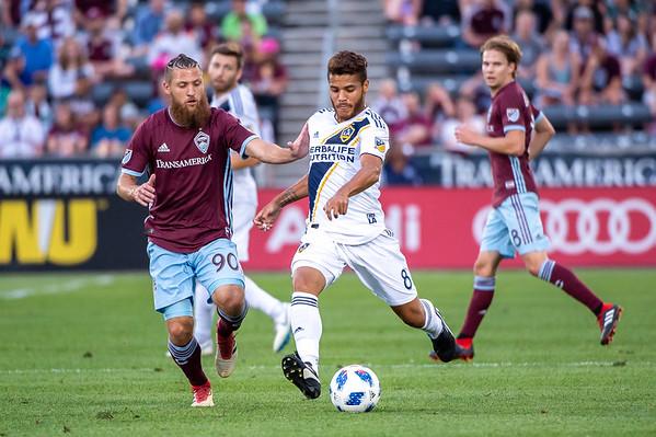 Colorado Rapids vs LA Galaxy - MLS Soccer - 2018-07-04