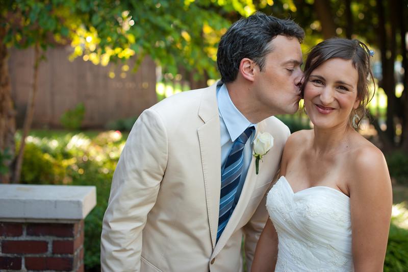 Nadine and Benjy's Wedding