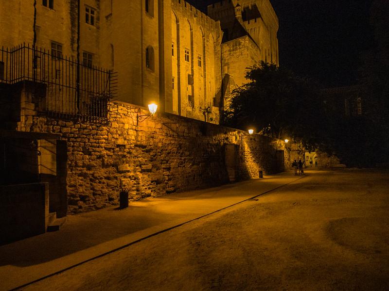 Alley lights