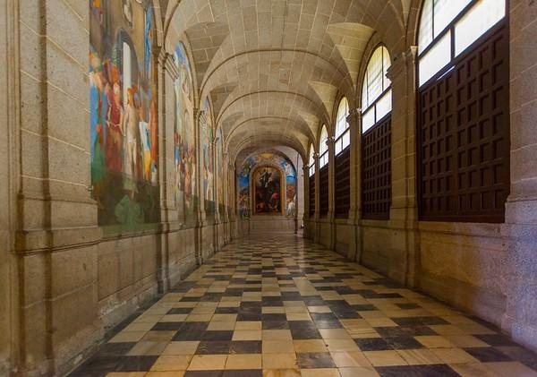 Monastery at El Escorial
