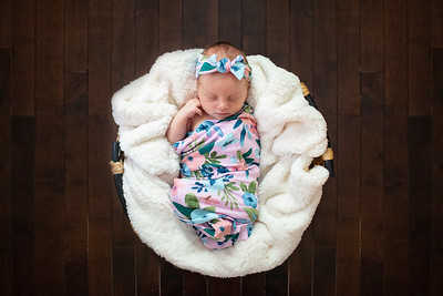 Piper at 20 Days (born Oct. 14, 2018)