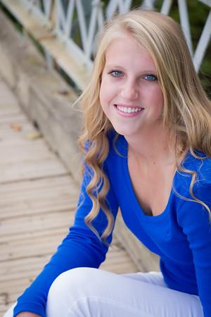Senior Portraits: Becky Parker