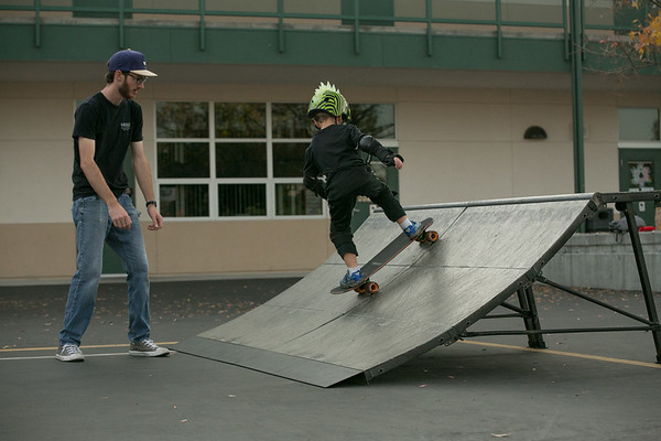 Christian Skateboarding Class, Dec 2019