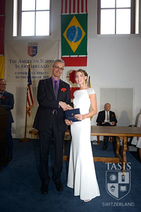 TASIS Commencement - Official Photographs (Girls)