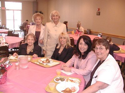 Community Life - Mothers Day Luncheon - May 13, 2007
